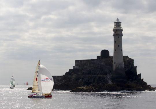 Solitaire du Figaro 2014 - Maître CoQ - Jérémie Beyou : une troisième victoire en ligne de mire