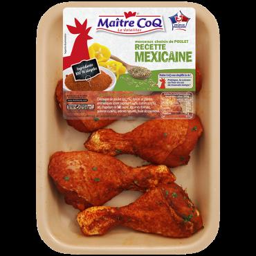 Pilons de poulet à la Mexicaine