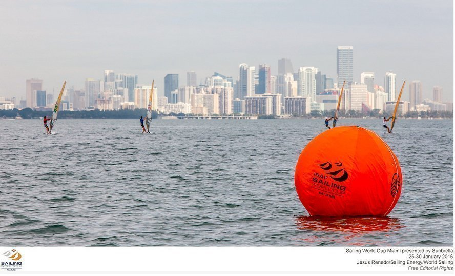 2016-01-26 RSX - SWC Miami - Jesus Renedo - Sailing Energy - Word Sailing