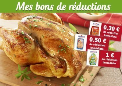 Les bons plans ma tre coq bon de r duction volaille collector jeux - Mes bons de reduction ...
