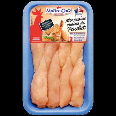 Aiguillettes de poulet