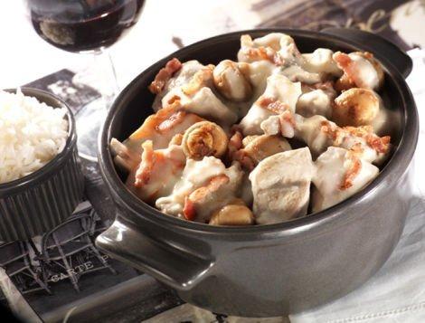 Blanquette de dinde l 39 ancienne recette du quotidien ma tre coq - Brabantia cuisiner a l ancienne ...