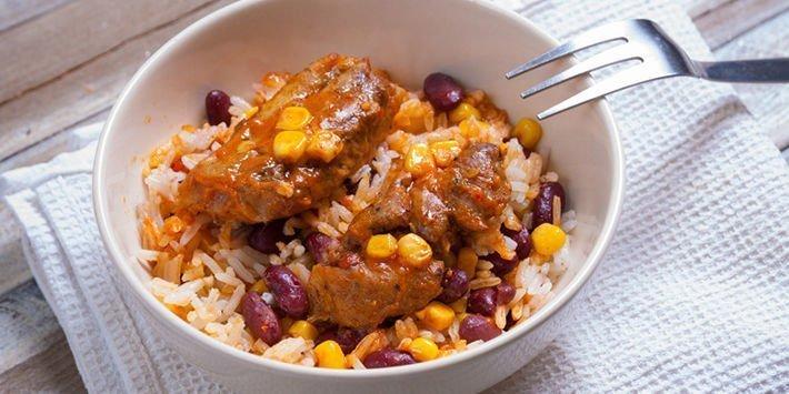 Recette de Chili con carne au poulet, Maître CoQ