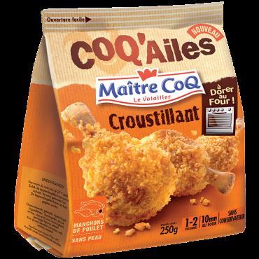 CoQ'Ailes Croustillant