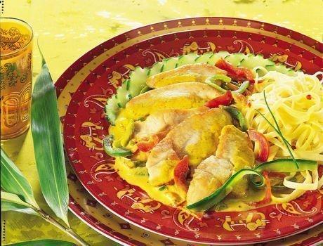 Recette Emincé de dinde au curry, Maître CoQ.