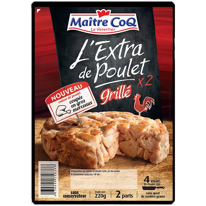 L 39 extra de poulet grill ma tre coq - Grille indiciaire maitre de conference ...