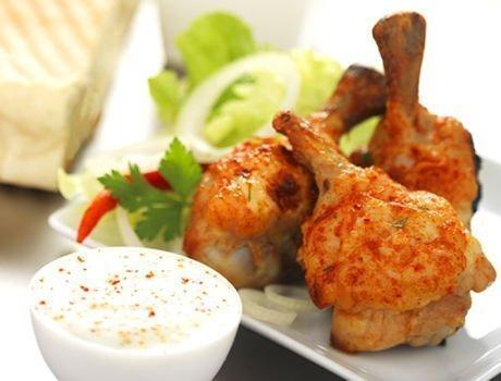Recette de manchons de poulet sauce Indienne, Maître CoQ.