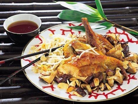 Pintade laqu e la chinoise recette du quotidien ma tre coq - Cuisson oeuf a la coq ...