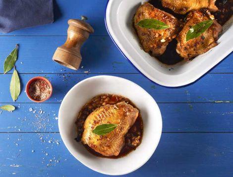 Votre volailler Maître CoQ, vous propose sa nouvelle recette de Poulet à la philippine. A tester rapidement et sans retenu !