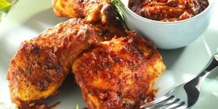 poulet-marine-barbecue