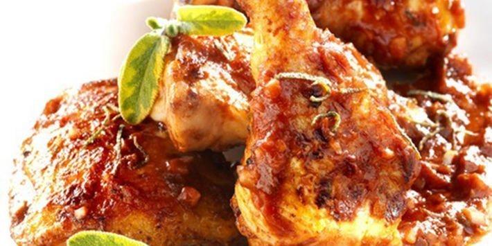 poulet-marine-tomate-et-sauge