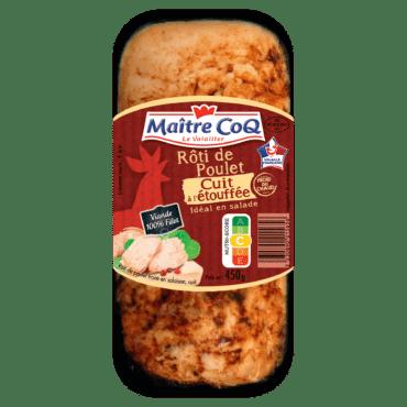 Rôti de filet de poulet