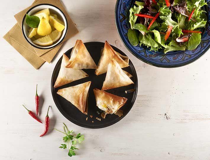 Variez les plaisirs en préparant un plat familial qui change. Maître CoQ vous suggère son parmentier de Poulet aux aromates de parfums exotiques de Tunis.