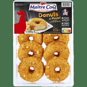 Donuts de Poulet