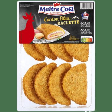 Cordons Bleus Raclette