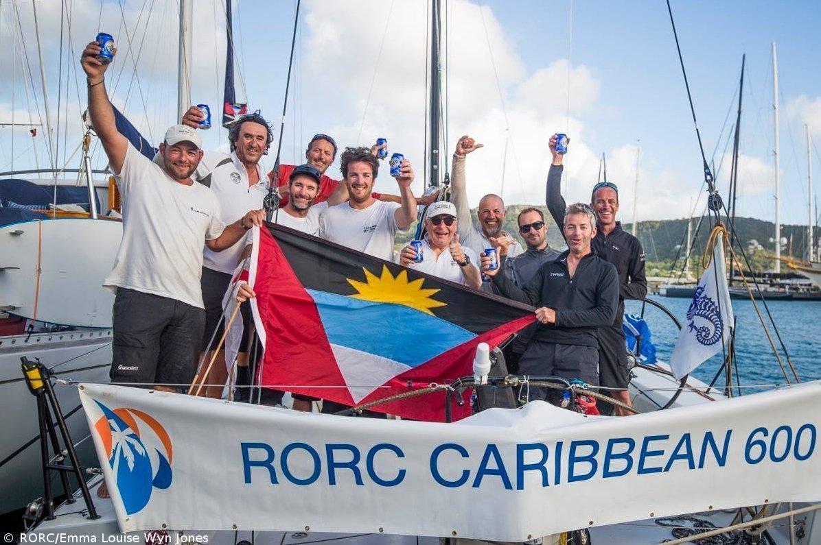 600 Caribbean 2016 - RORC - Emma Louise Wyn Jones