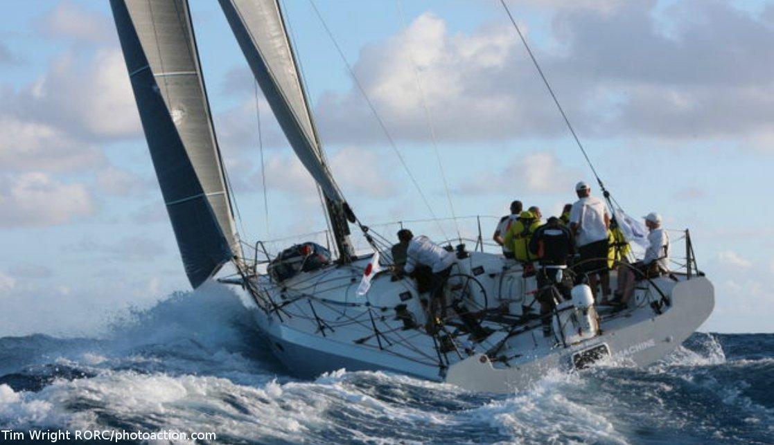 Caribeean 600 - 2016 - Tim Wright RORC- photoaction-com