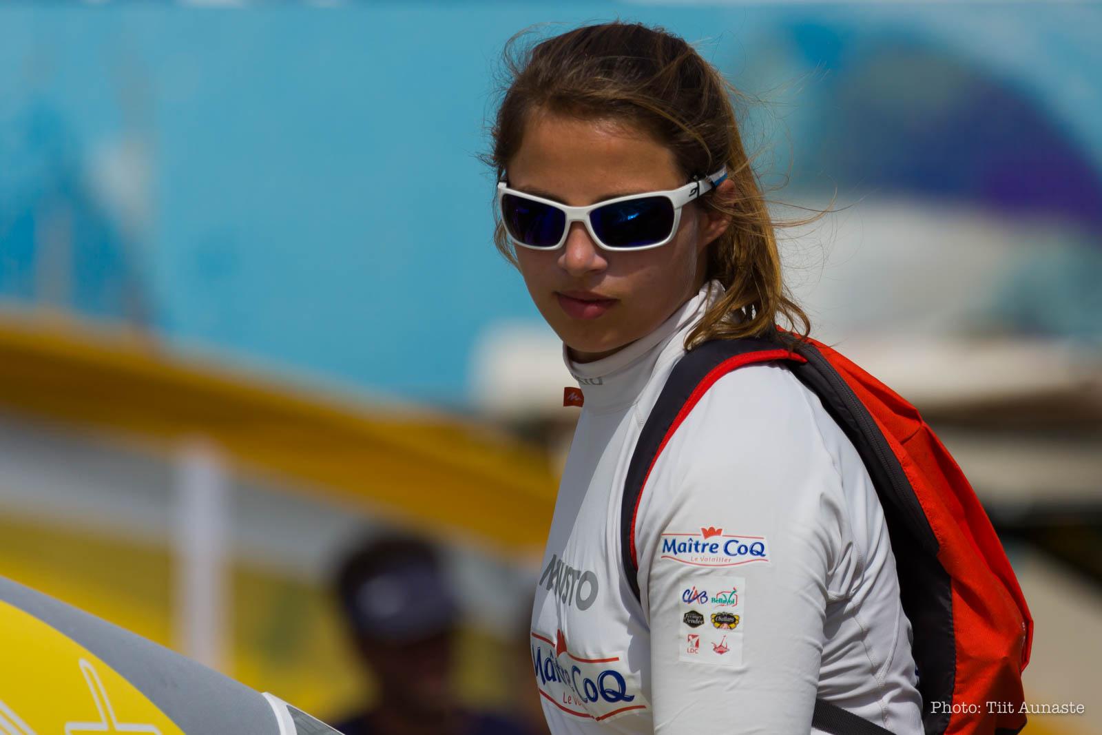 Helene Noesmoen - Championnnat du Monde de RSX - Eilat - Israël