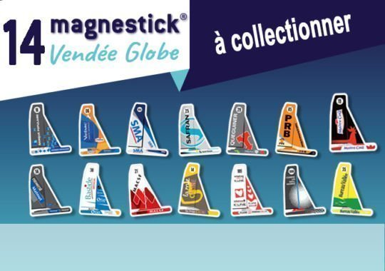 Collectionner les magnestick