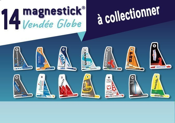 magnestisk / Vendée Globe / Collection / Maître CoQ