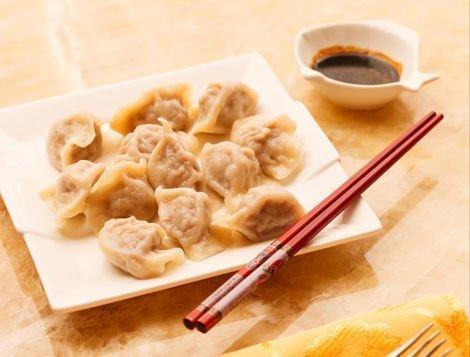 Recette Nouvel an Chinois, raviolis au poulet Maitre CoQ