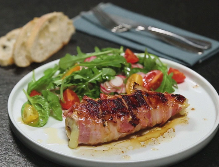 Découvrez notre recette de Filets de poulet farcis à l'italienne, Une recette très gourmande et facile à réaliser pour un repas convivial.