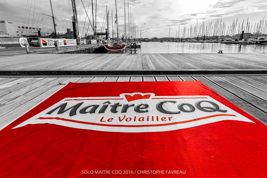 Solo Maître CoQ - Les Sables d'Olonne - crédits photo : Christophe Favreau