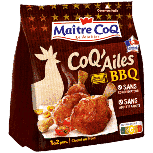 CoQ'Ailes Barbecue
