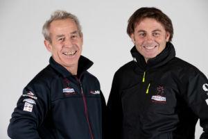 Yannick Bestaven & Roland Jourdain - Transat Jacques Vabre 2020