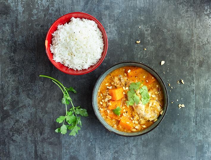 Changez des plats quotidiens et essayez cette recette Maitre CoQ exquise. Une parfaite déclinaison du célèbre maffe traditionnel !